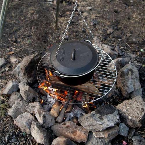 Lumberjack Tripod Grill