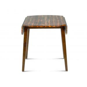 Abaco 42 inch Round Double Drop-Leaf Table