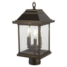 Product Image - Mariner's Pointe - 3 Light Post Mount