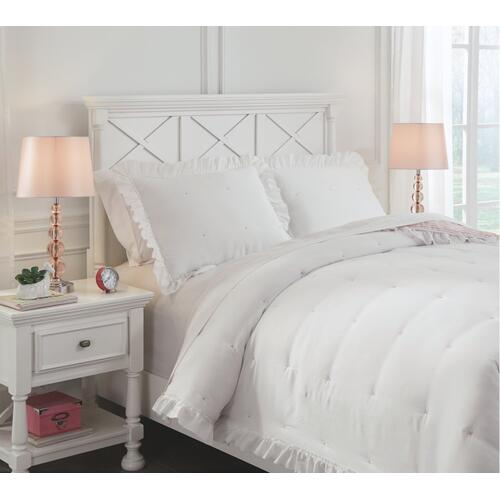 Jenalyn Full Comforter Set
