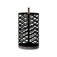 Bronze Interlaced Iron Table Lamp Base