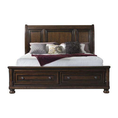 Kingston Queen Storage Bed