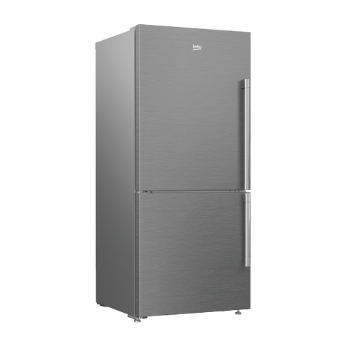 "30"" Freezer Bottom Stainless Steel Refrigerator (Left Hinge)"