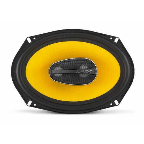 6 x 9-inch (150 x 230 mm) 3-Way Coaxial Speaker System