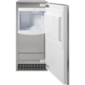 Cafe AppliancesIce Maker 15-Inch - Nugget Ice