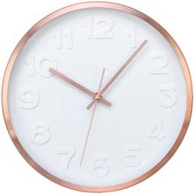 Copper II Wall Clock