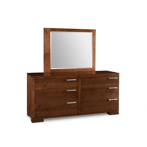 - Cordova 6 Drawer Double Dresser