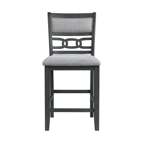 Amherst Gray Side Chair Set