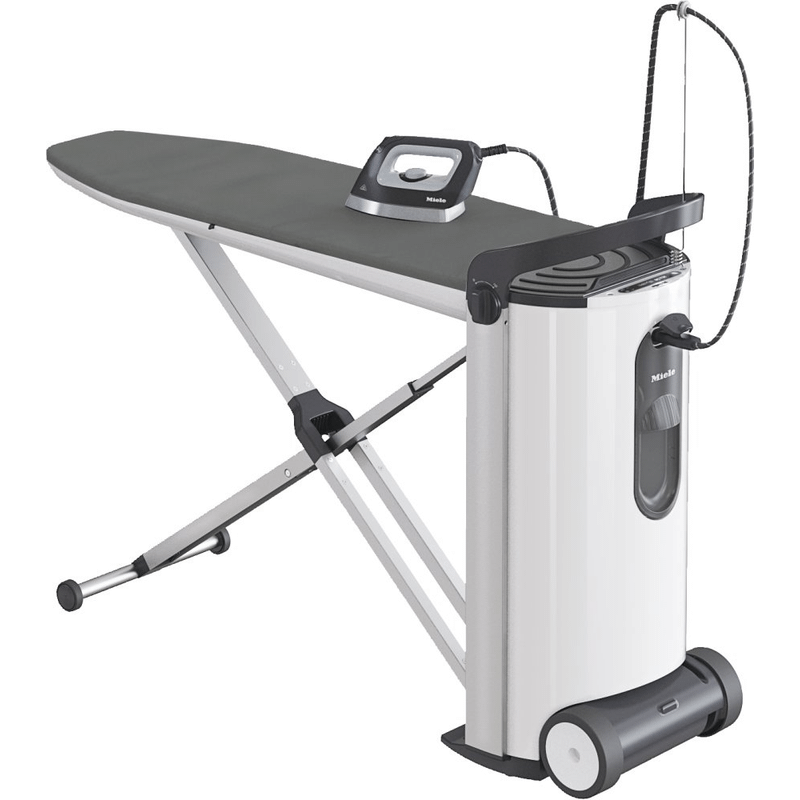 B 3312 FashionMaster - Steam ironing system with display and honeycomb soleplate for optimum smoothing.