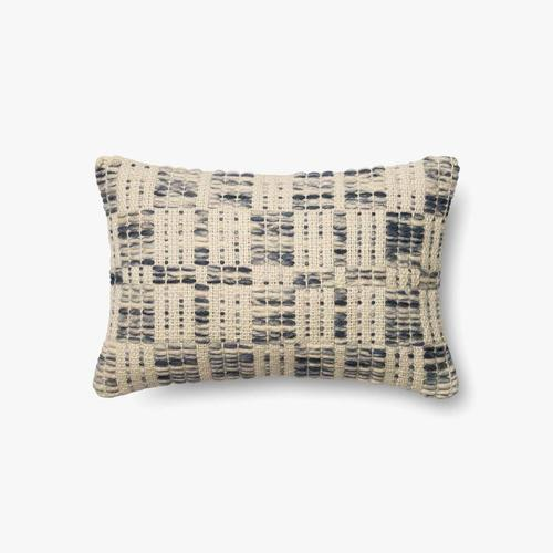 P0426 MH Blue / Ivory Pillow