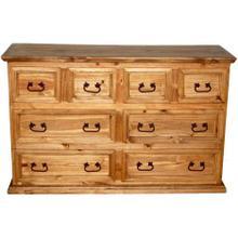 54in 8 Dwr Dresser