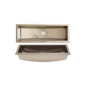 Avalon Sink - SK408 Silicon Bronze Brushed Product Image