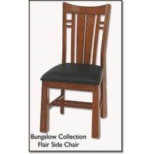 View Product - Flared Side Chair