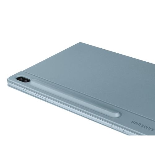 Galaxy Tab S6 Book Cover - Cloud Blue