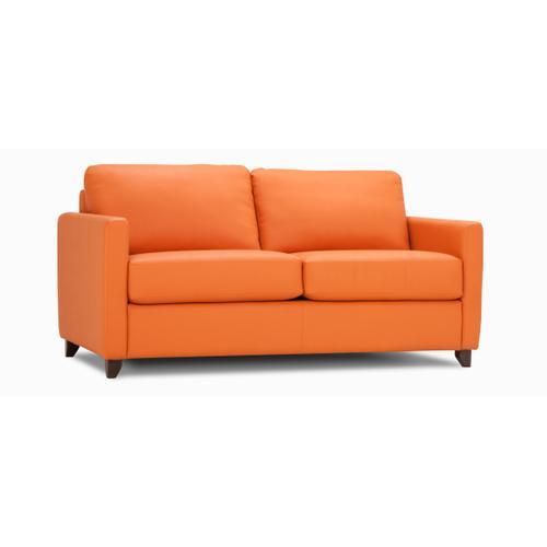 Esther Double sofa bed (Wood legs - Tea T37)