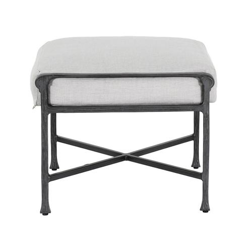 Castelle - Marquis Cushioned Lounge Ottoman