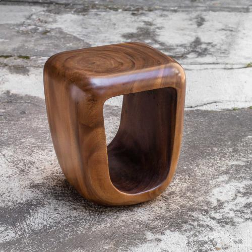 Loophole Accent Stool