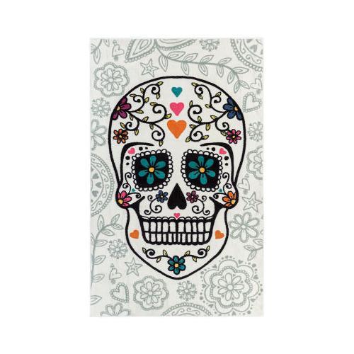 Mohawk - Sugar Skull, Multi- Rectangle