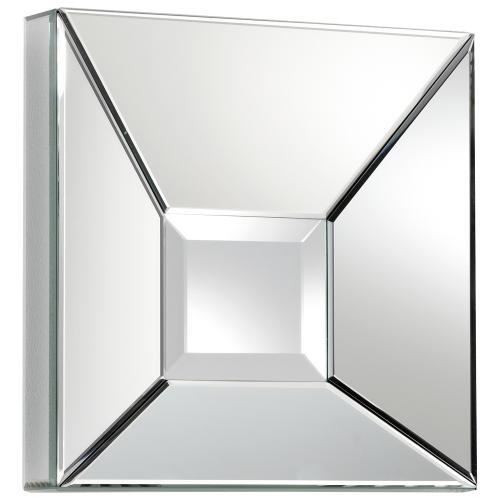 See Details - Pentallica Square Mirror