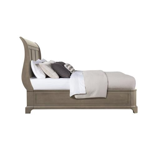 Melrose Sleigh Bed