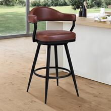"Armen Living Justin 30"" Bar Height Barstool"