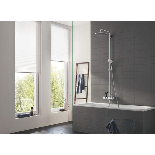 Euphoria Smartcontrol Thermostatic Tub/shower System