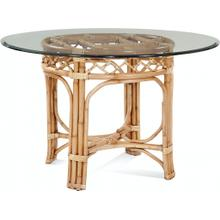 """Product Image - Chippendale 48"""" Round Dining Table"""