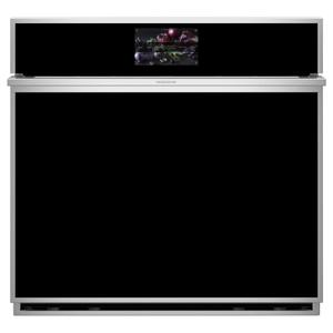 "MonogramMonogram 30"" Smart Electric Convection Single Wall Oven Minimalist Collection"