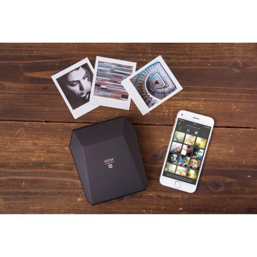 instax® SHARE SP-3 Wide Printer (Black)