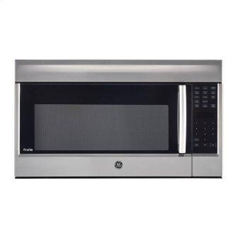 GE Profile 1.8 Cu. Ft. SpaceMaker Over-the-Range Microwave Oven Stainless Steel -PVM1899SJC