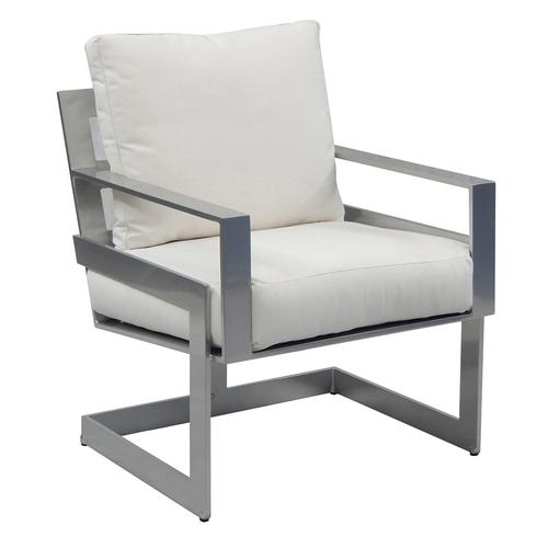 Castelle - Eclipse Cushioned Dining Chair