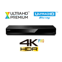 DP-UB820 Blu-ray Disc® Players