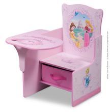 Princess Chair Desk with Storage Bin