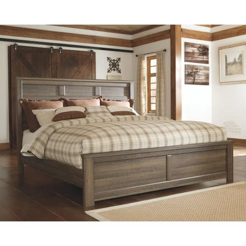 Juararo King/california King Panel Footboard