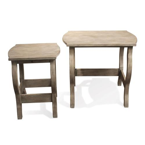 Nesting Side Table - Natural Finish