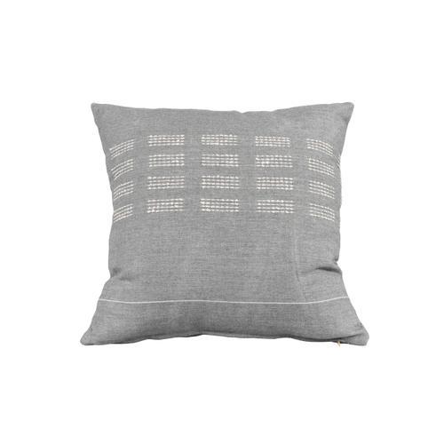 "Boundary Stone 22"" x 22"" Pillow"
