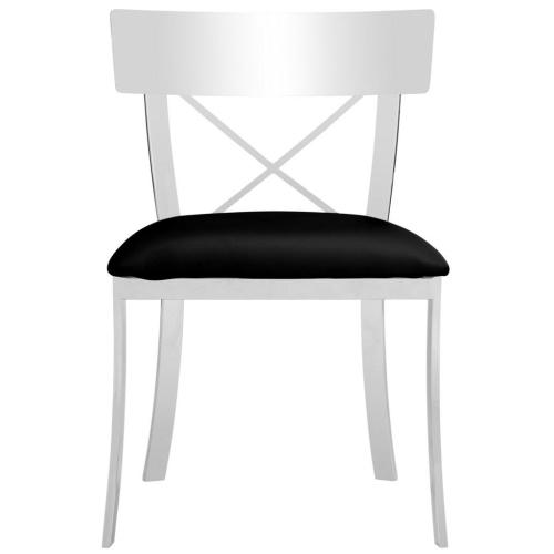 Zoey 19'' H Side Chair - Black