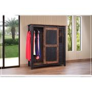 3 Drawer, 1 Sliding door, 1 Mesh door Gentleman's Chest Product Image