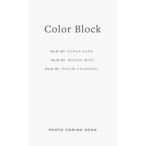 HLO-01 Color Block / 01