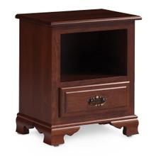 See Details - Classic Nightstand with Opening
