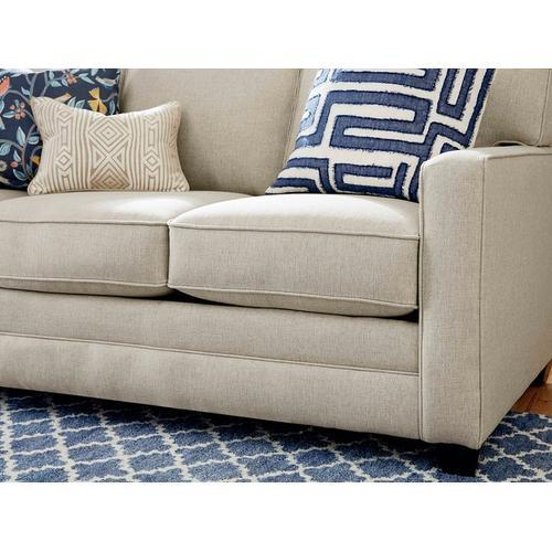 Bassett Furniture - Alexander Track Arm Large L Sectional
