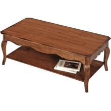 See Details - Rectangular Cocktail Table