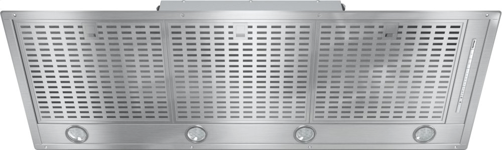 MieleDa 2518 - Insert Ventilation Hood With Energy-Efficient Led Lighting And Backlit Controls For Easy Use.