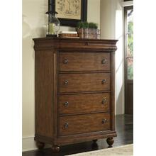 View Product - Rustic Traditions 5 Drawer Chest
