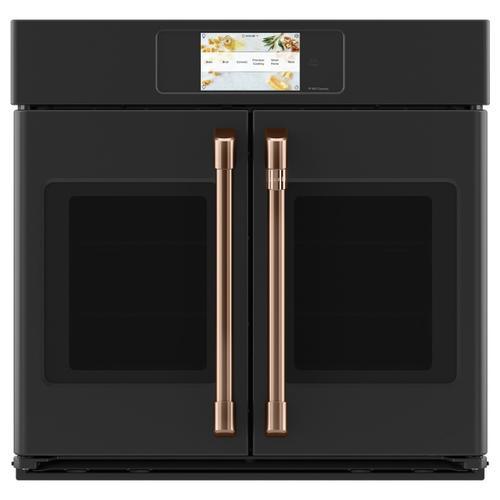 Café™ 2 French-Door Handles - Brushed Copper