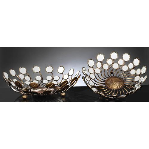 Crestview Collections - Zoe Trays