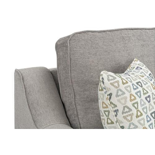 Marco Upholstered Loveseat, Cement