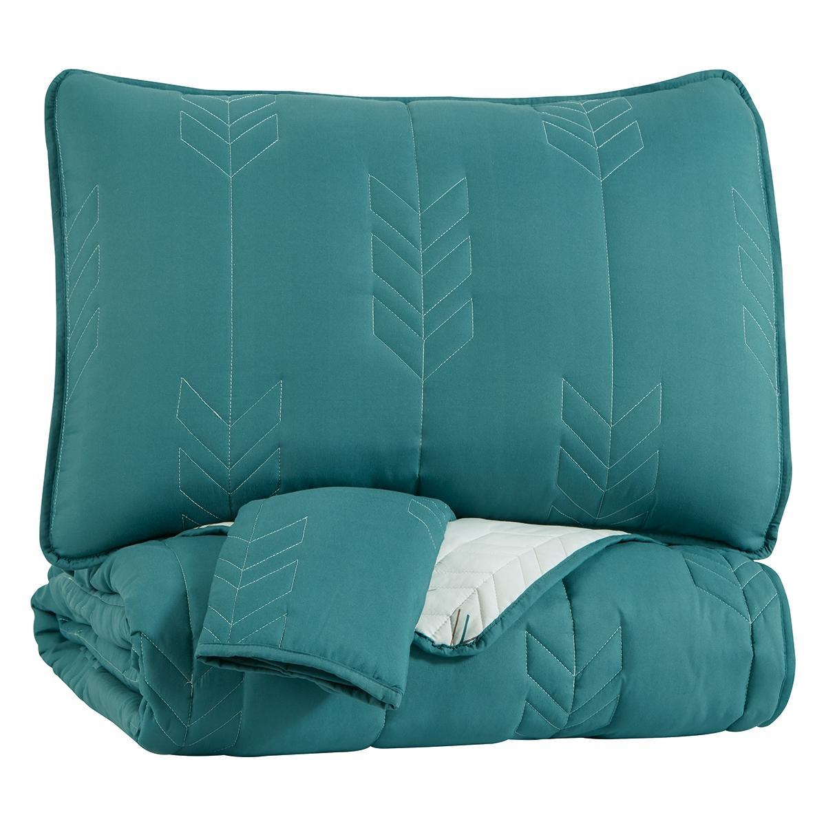 See Details - Averlett Full Quilt Set