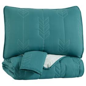 Averlett Full Quilt Set
