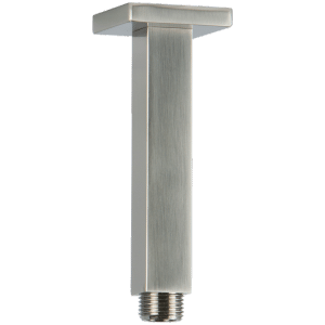 """Shower Arm 4.75"""" Ceiling Mount Brushed Nickel Product Image"""